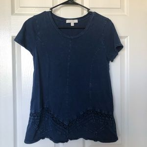 Anthropologie Erie + Ali top size XS
